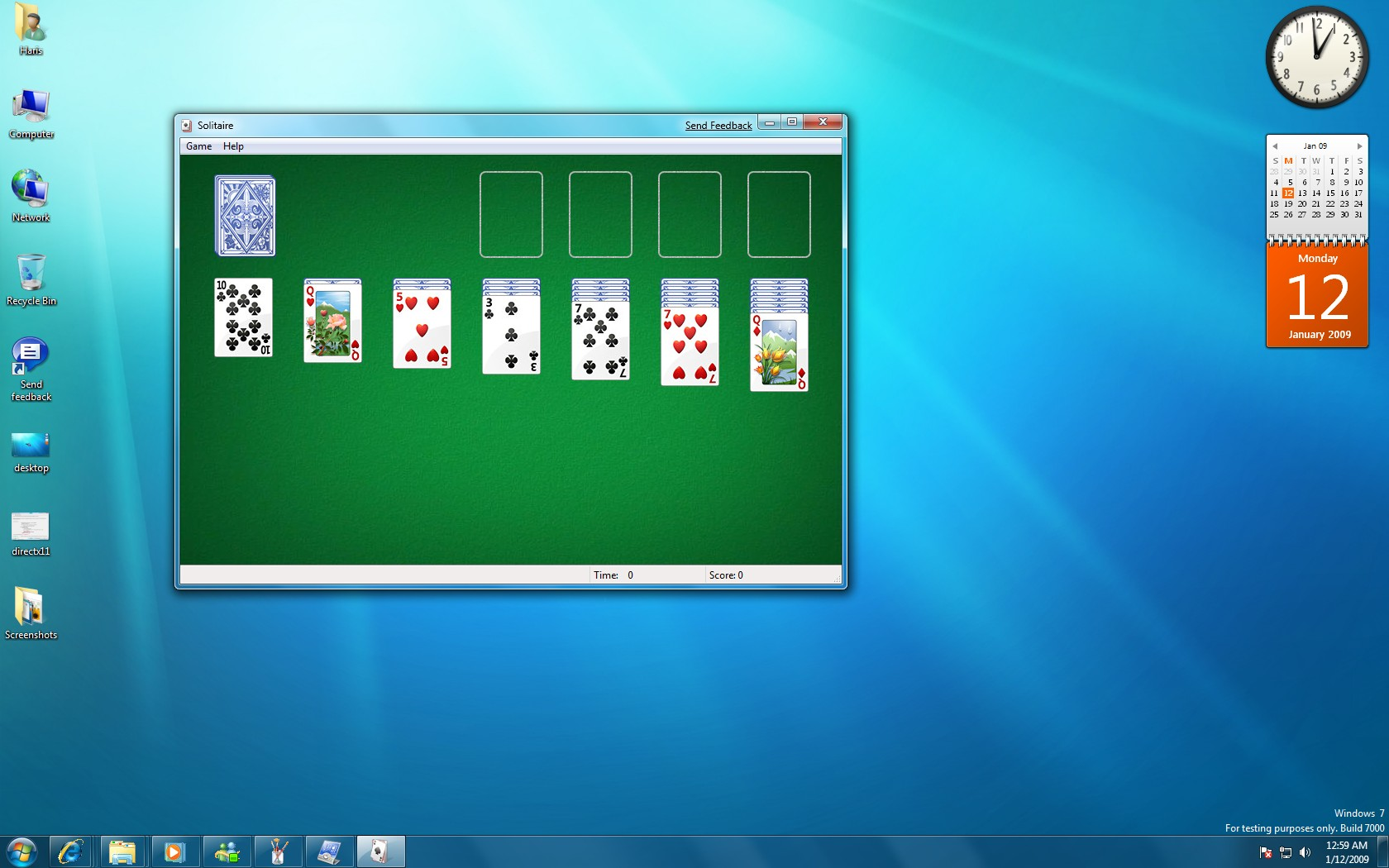Microsoft card games for windows 7 download freerip mp3 for Microsoft windows software